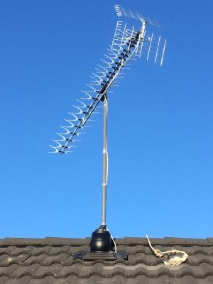 Цифровая антенна для старого телевизора