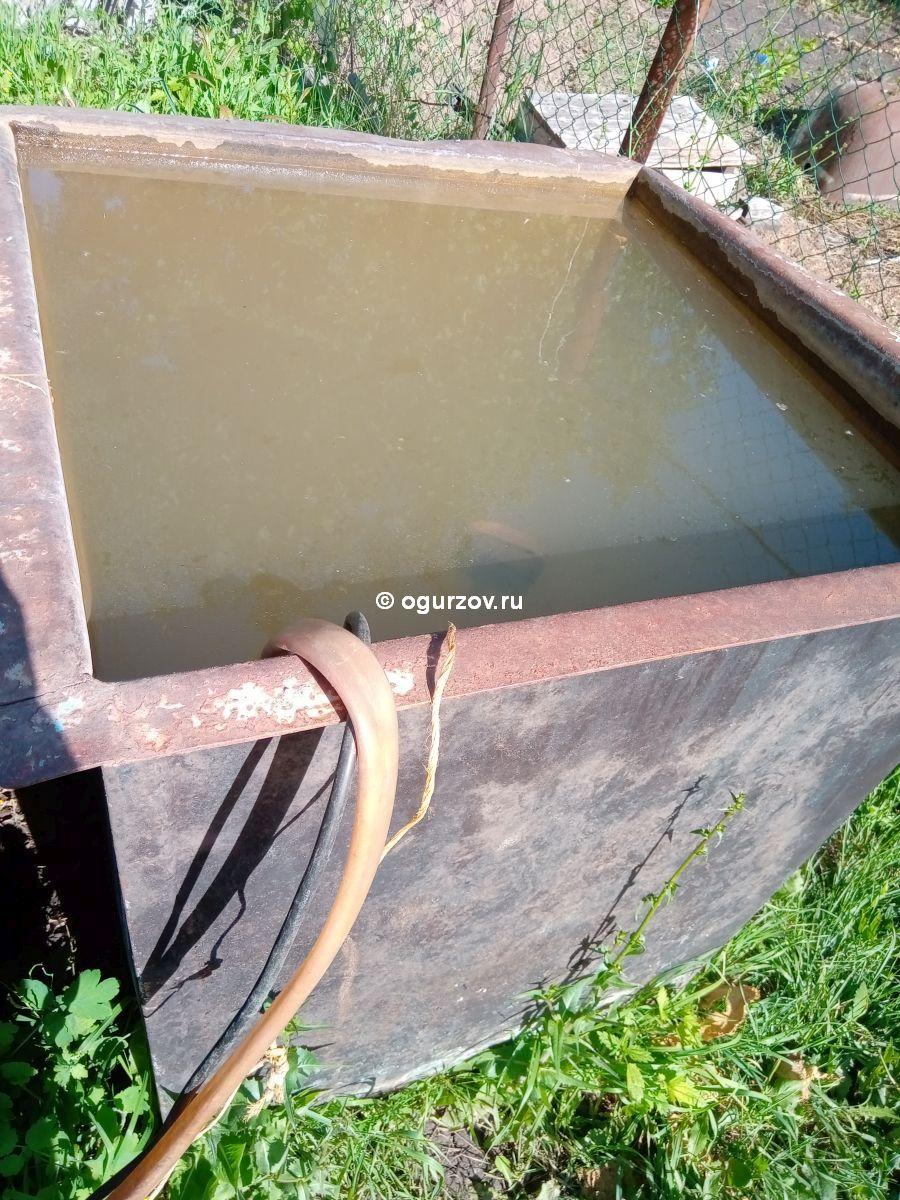 Емкость для полива